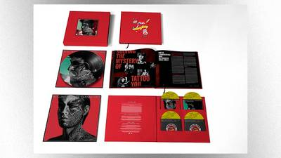 """Video for Rolling Stones' 'Tattoo You' 40th anniversary track, """"Living in the Heart of Love,"""" coming Wednesday"""