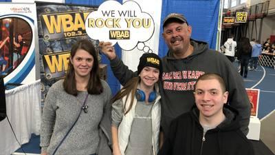 WBAB @ Long Island Pet Expo 3/7