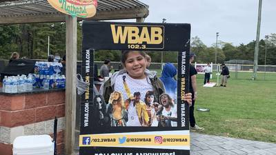 WBAB @ Terry Farrell Cornhole Tournament 10/12