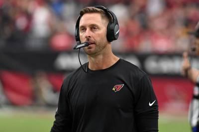 Coronavirus: Arizona Cardinals coach Kliff Kingsbury tests positive