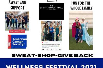 The American Cancer Society's Wellness Festival