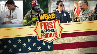Nominate A First Responder NOW!