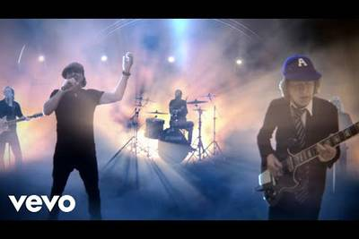 """Watch New AC/DC Video For The Song """"Through The Mists Of Time"""""""