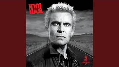 """Check Out New Billy Idol Tune """"Bitter Taste"""""""