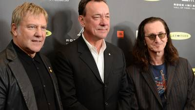 Remembering Neil Peart    The 28th Annual Rock And Roll Hall Of Fame Induction Ceremony