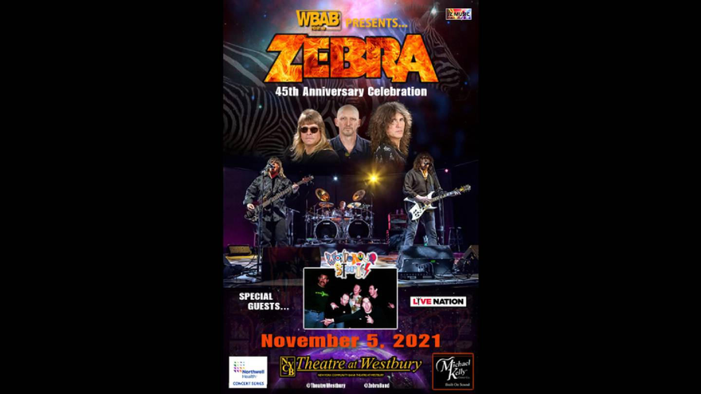 Win Tickets To See Zebra