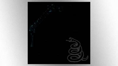 Metallica's 'Black Album' re-enters top 10 on 'Billboard' 200