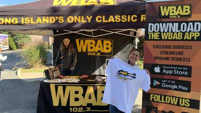 WBAB @ 9th Annual Chili Cook-Off And Fall Festival 10/19