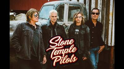 Score Tickets to See Stone Temple Pilots on Halloween!