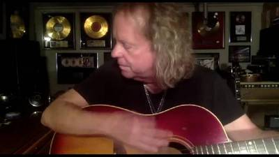 """Watch Jack Blades Talk About New Night Ranger Album """"ATBPO"""", Play Acoustic And More"""