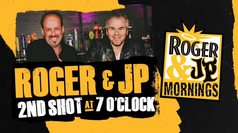 NEW: Roger & JP's Second Shot at 7 o'clock