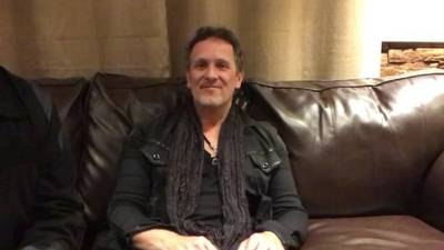 Watch Def Leppard Guitarist Vivian Campbell Stop By On His Birthday To Talk His Influences And More