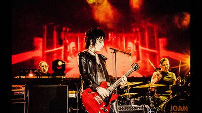 Celebrate the 10th Anniversary of The Paramount with Joan Jett!