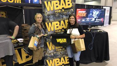 WBAB @ Great Beer Expo 11/2